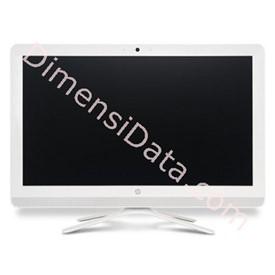 Jual Desktop PC All in One HP 20-c211L [2CC49AA]